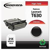 Innovera–83362( 12a7362) Remanufacturedレーザーカートリッジ、ブラック–パックof 3