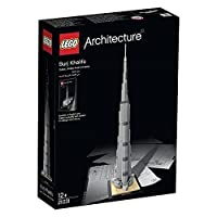 LEGO Architecture 21031: Burj Khalifa Mixed by LEGO [並行輸入品]