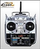 FUTABA 18SZ (R7008SB付、T/R)18ch 2.4GHzプロポ(ヘリ用)