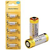5本セット 23A 12V アルカリ電池【MS21、23AE、23A、A23、V23GA、MN21、LRV8-1BP、181A、3LR50互換】