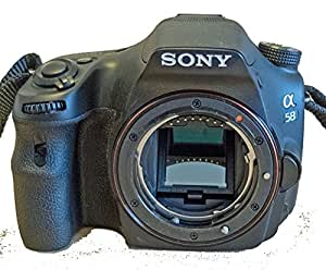 SONY ミラーレス一眼 α58 高倍率レンズキット DT 18-135mm F3.5-5.6 SAM付属 SLT-A58M