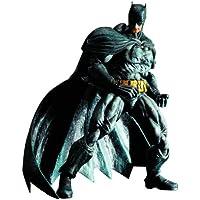 BATMAN (TM) ARKHAM CITY PLAY ARTS改 バットマン (TM) ダークナイトリターンズ (TM) スキン(PVC塗装済みアクションフィギュア)