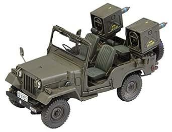 ファインモールド 1/35 スケールミリタリーシリーズ 陸上自衛隊 73式小型トラック MAT装備 プラモデル FM52
