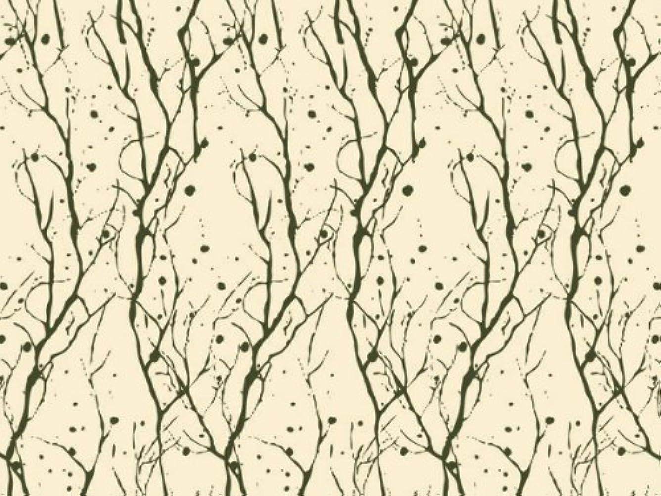 オープニング芸術的かけがえのないBRANCH COLLAGE Tissue Paper240~20x30 Sheets Tissue Prints (1 unit, 240 pack per unit.) by Nas