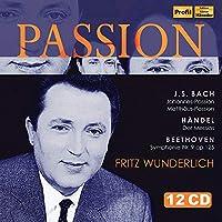 『Passion~フリッツ・ヴンダーリヒ/受難曲、オラトリオ・ライヴ集』 カール・リヒター、カール・ベーム、他(12CD)