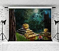 ケイト ハロウィン 背景幕 子供用 写真撮影 カスタマイズ写真 スタジオ小道具 背景