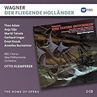 Wagner: Der Fliegende Hollande (2CD) by Otto Klemperer
