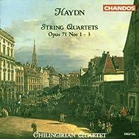 Haydn;String Quartets Op.71