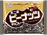不二家 ピーナッツチョコレート 180g×12袋