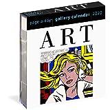 Art Gallery 2020 Calendar