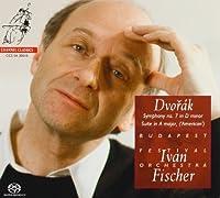 Dvorak: Symphony No.7, Suite in A Major by Budapest Festival Orchestra (2010-06-08)