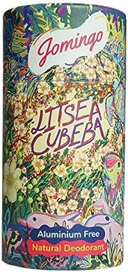 Jomingo Litsea Cubeba Aluminium Free Natural Deodorant Stick For Women and Men, 40g
