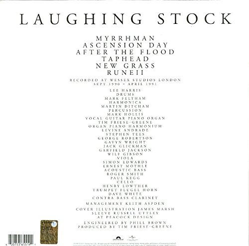 Laughing Stock [12 inch Analog]