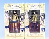 クラナド コレクションフィギュア2 CLANNAD アニメ キャラクター プライズ フリュー(全2種セット)