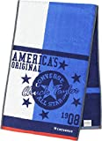 コンバース サイズ スポーツタオル コンバース カレッジライン ブルー 34×110cm SG804201