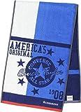 CONVERSE スポーツ スポーツタオル コンバース カレッジライン ブルー 34×110cm SG804201