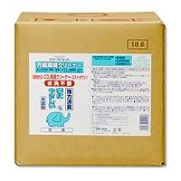 オーブ・テック スペースショット お徳用・万能環境クリーナー 18L(コック付き)