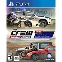 The Crew Ultimate Edition - PS4
