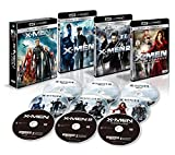 X-MEN 4K ULTRA HD トリロジーBOX[FXHA-33145][Blu-ray/ブルーレイ]