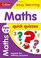 Maths Quick Quizzes: Ages 7-9 (Collins Easy Learning Ks2)