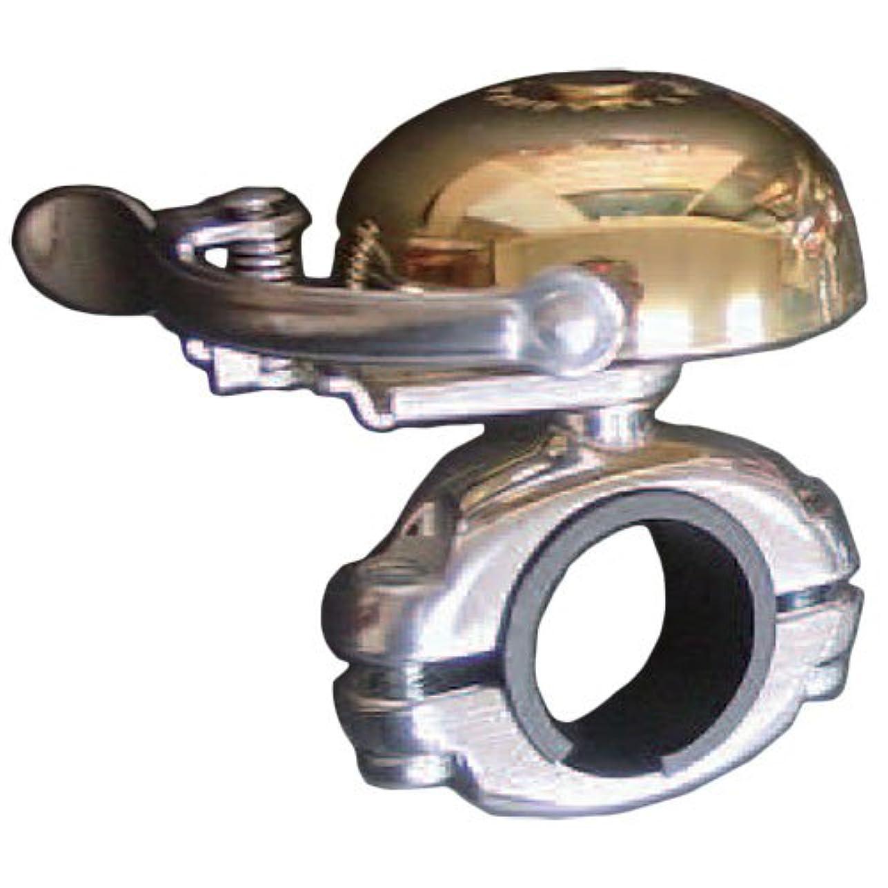 口頭子供達封建オウギ ひびきベル クランプタイプ 真鍮 ゴールド(015075)