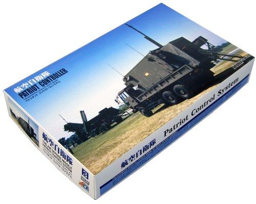 1/48 パトリオットシステムシリーズ 航空自衛隊コントロ−ルシステム