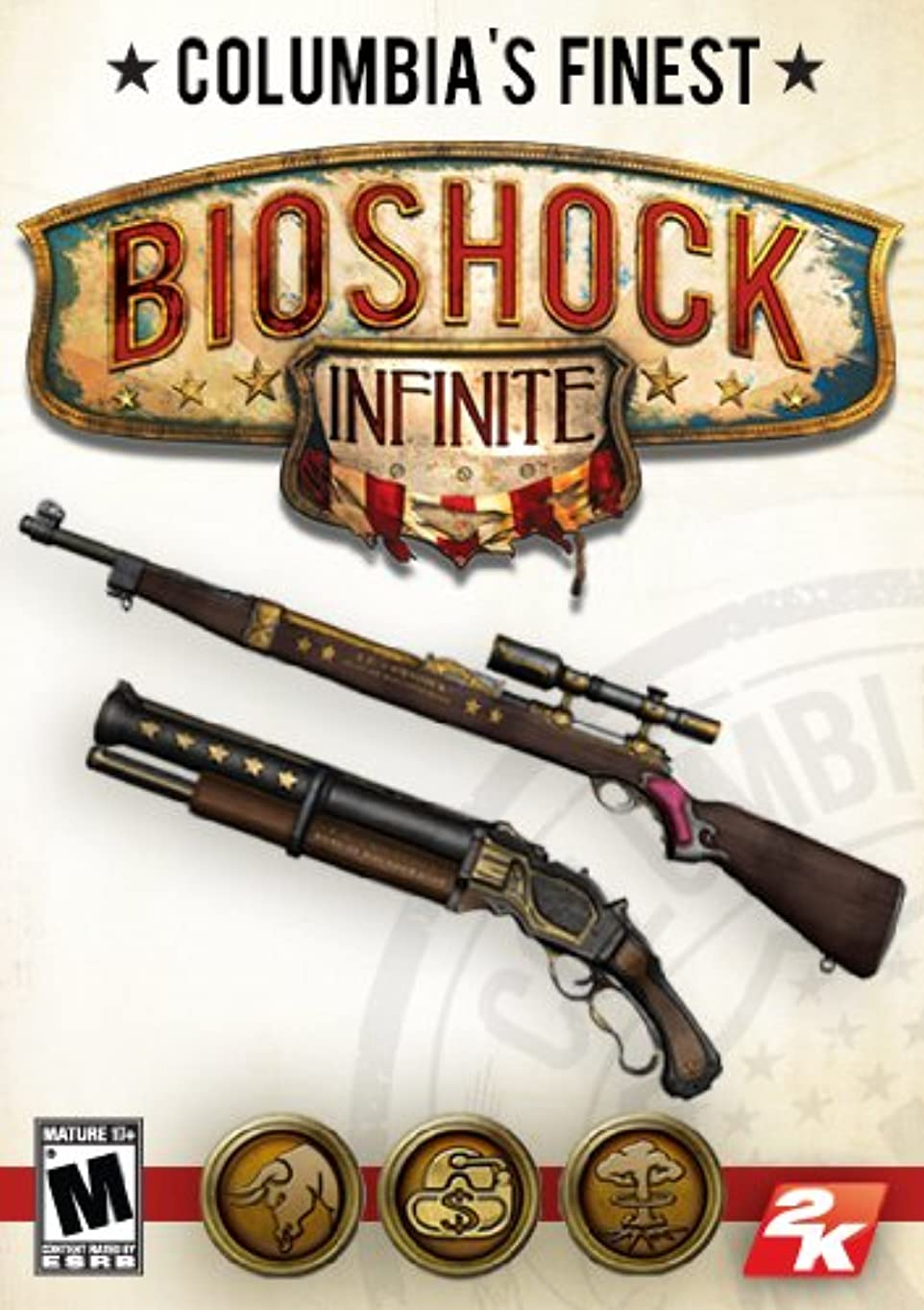 だます静かな軍艦BioShock Infinite: Columbia's Finest Pack (日本語版) [オンラインコード]