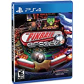 The Pinball Arcade - PlayStation 4 輸入盤