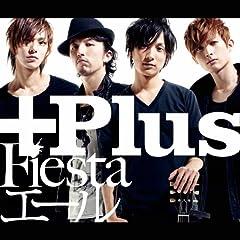 +Plus「Fiesta」のCDジャケット