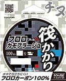 ヤマトヨテグス(YAMATOYO) ライン フロロカモフラージュ筏かかり 100m -2号.