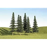Bachmann IndustriesシーンScapes Trees 4