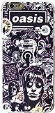 ★液晶保護フィルム付き★ Oasis iPhone5/5s ハードケース / オアシス ロックバンド リアム ノエル ギャラガー ウォータープルーフパッケージ 【ノーブランド品】 [並行輸入品]