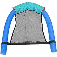 Perfectgoing 浮き輪 浮動椅子 フロート 座れる 子供用 大人用 寝椅子 おもしろグッズ (Large, ランダムカラー)