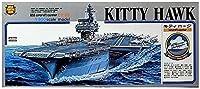 マイクロエース 1/800 戦艦・空母シリーズ No.6 アメリカ海軍 空母 キティホーク プラモデル