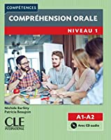 Competences 2eme edition: Comprehension orale A1/A2 Livre & CD