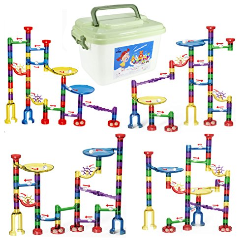 WTOR おもちゃ 80ビーズコースター 知育 玩具 組み立て 男の子 女の子 贈り物 誕生日プレゼント 子供 積み木