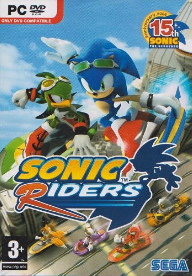 レシピ隣人段落Sonic Riders (輸入版)