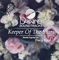 Keeper Of The Stars [Accompaniment/Performance Track]【CD】 [並行輸入品]