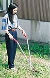 芝刈りハサミ 立作業用 芝生雑草 刈込バサミ [その他]