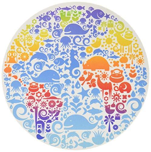 Digio2 リサイクルマウスパッド LOVE EARTH アニマル MUP-906A