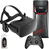 Oculus Rift 3 Items Bundle: Oculus Rift バーチャルリアリティヘッドセットVirtual-Reality Headset and ASUS G11CD Desktop Package 8GB 1TB with Mytrix HDMI Cable (plstan265)【並行輸入品】Amazontry
