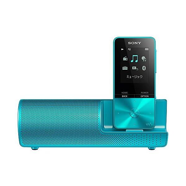 ソニー SONY ウォークマン Sシリーズ 4G...の商品画像