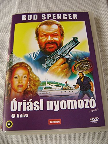 Óriási Nyomozó Sorozat 3. - A díva (DVD) / Big Man Series 3. - The Diva / Audio: English, Italian, Hungarian (1988)