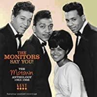 Say You! : The Motown Anthology 1963-1968
