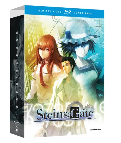 Steinsgate: Complete Series Part 1 [Blu-ray] [Import]