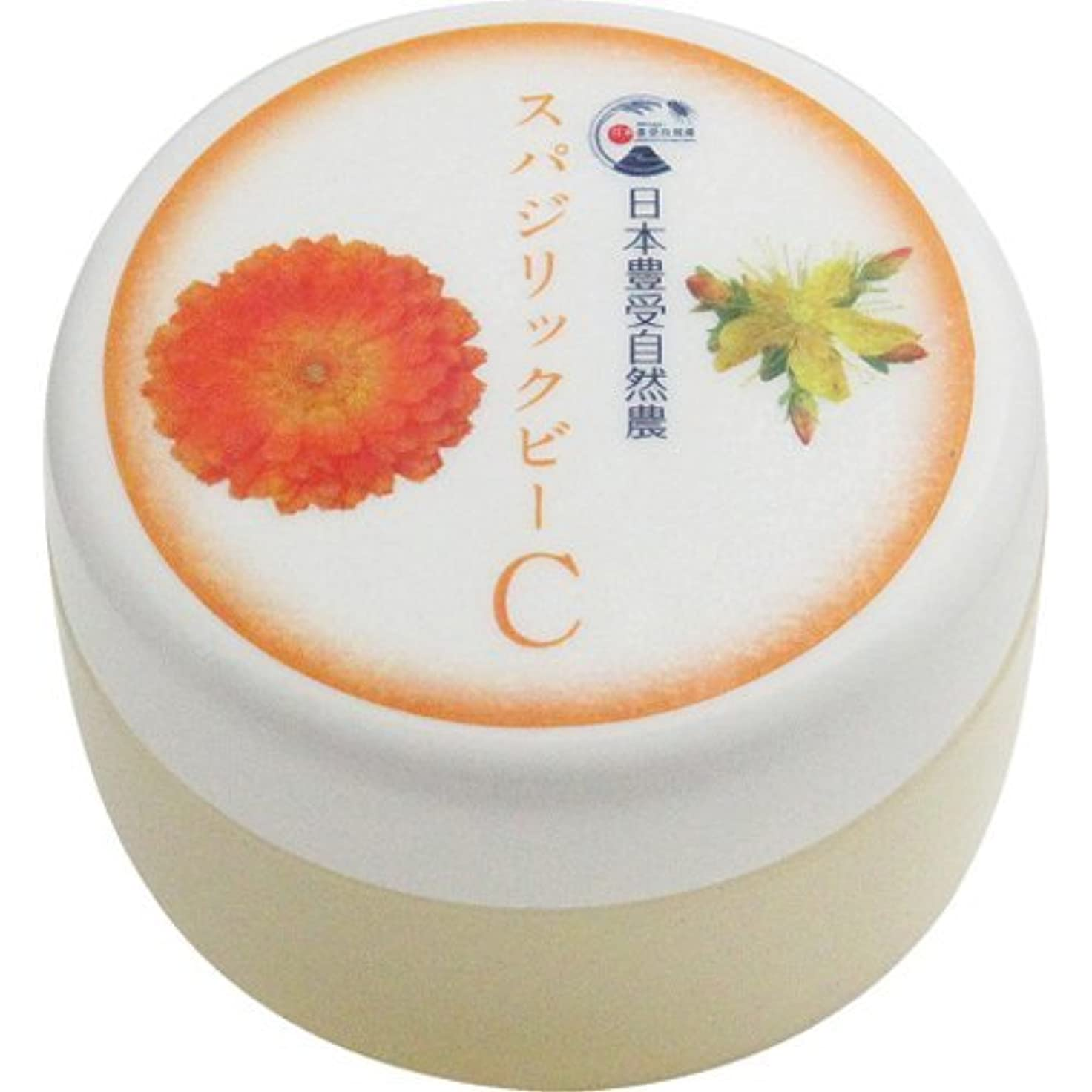 材料長いです練る日本豊受自然農 スパジリック ビーC(大) 45g