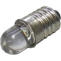 LED豆電球 3~5V 電球色 口金サイズE10