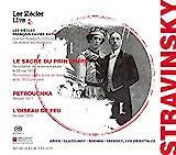 ストラヴィンスキー : 3大バレエ / ロト & レ・シエクル (Stravinsky : Le Sacre du Printemps   Petrouchka   L'Oiseau de Feu / Les Siecles   Francois-Xavier Roth) [2SACDシングルレイヤー] [Limited Edition] [日本語帯・解説付]