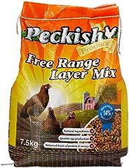 Peckish Free Range Layer Mix, 7.5kg