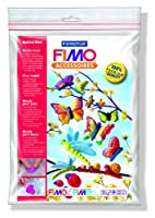 FIMO Butterflies Clay Mould, White by Fimo